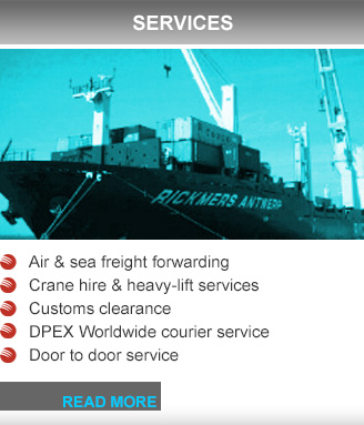 Tri-Star Shipping ::